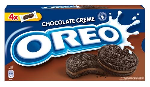 купить орео 176 гр с шоколадным кремом