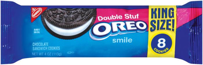 Двойной крем — шоколадное печенье OREO