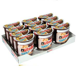 nutella go шоколадная паста с хлебными палочками