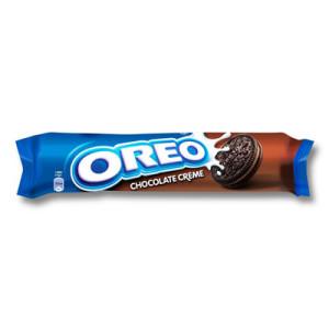 ОРЕО с шоколадным кремом в картонной пачке 154 гр