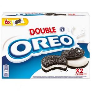 Печенье Орео с двойной начинкой — Oreo Double Stuff 170