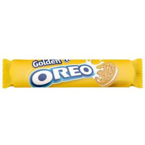 Светлое печенье ОРЕО с молочной прослойкой - Golden Oreo