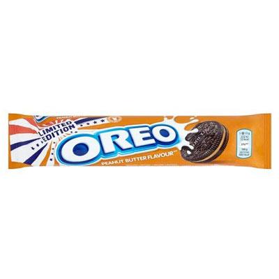 ОРЕО с арахисовым маслом 154 гр. - Oreo Peanut Butter